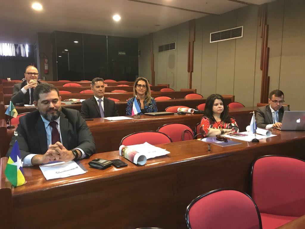 Apes participa de reunião do Conselho Deliberativo da Anape