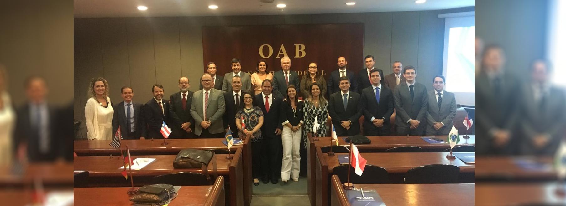 Apes participa da primeira reunião do Conselho Deliberativo da Anape